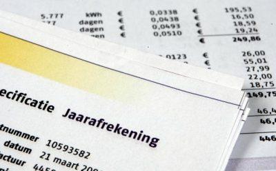 Consumentenbond: Gemiddelde energierekening valt 290 euro hoger uit